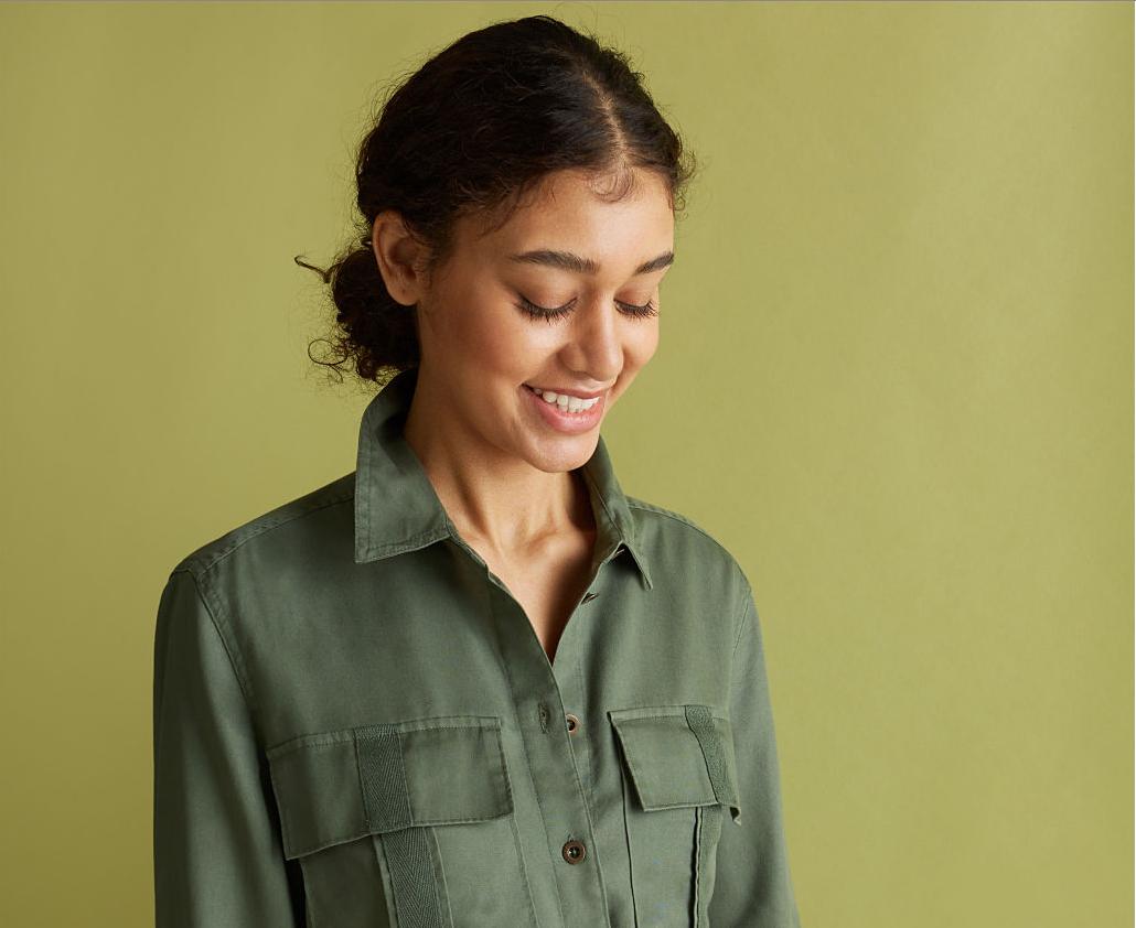 Зеленый — модный цвет сезона