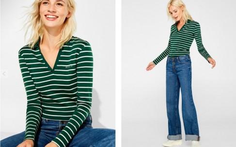 Стильные футболки-поло: сезонные идеи