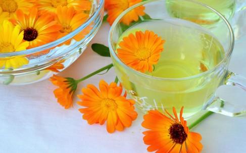 Полезные свойства чая из календулы