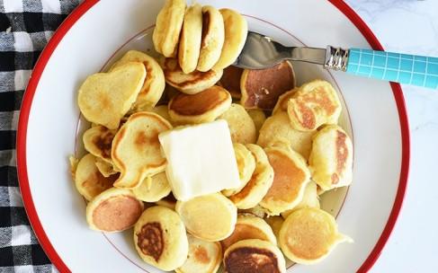 Домашний рецепт: мини-блинчики