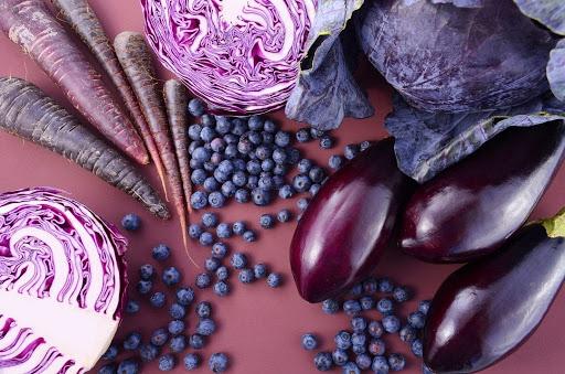 Чем полезны фиолетовые продукты?