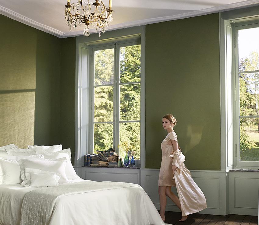 Комплект постельного белья Divine Yves Delorme