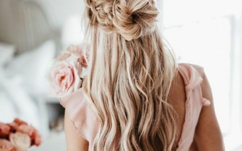 Солевой спрей для волос: простой рецепт