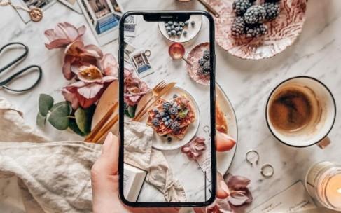 Как создать идеальные Flat Lay фото?
