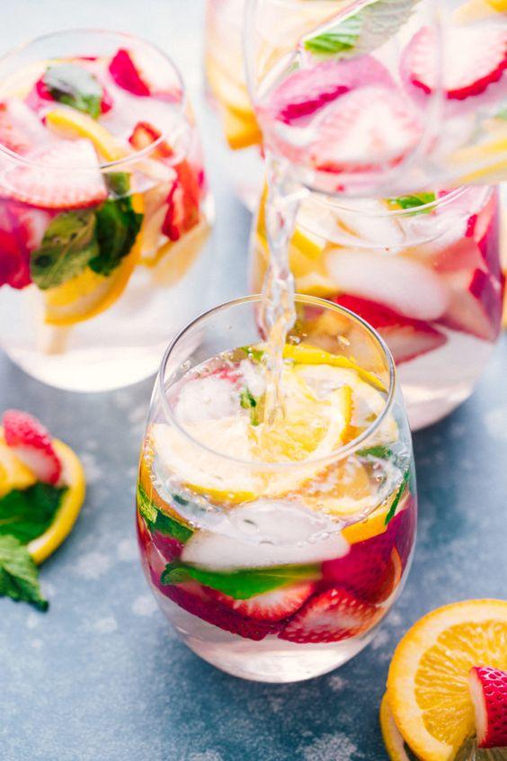Домашние рецепты детокс-напитков: вкусное лето!