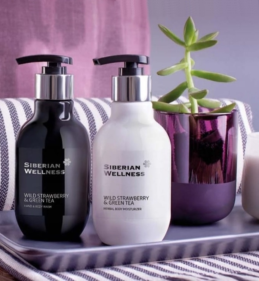 Siberian Wellness SPA Collection