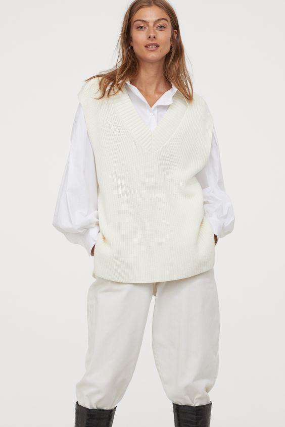 HM-pleteni-džemper-19.99-€