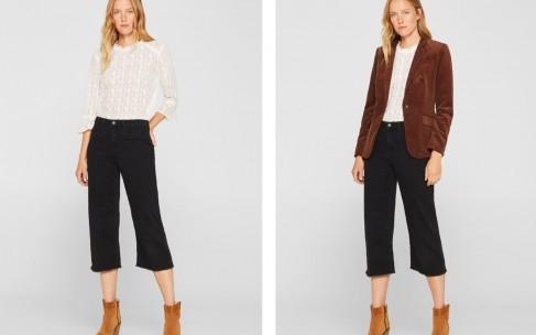 Брюки, которые идут всем: джинсы-клеш