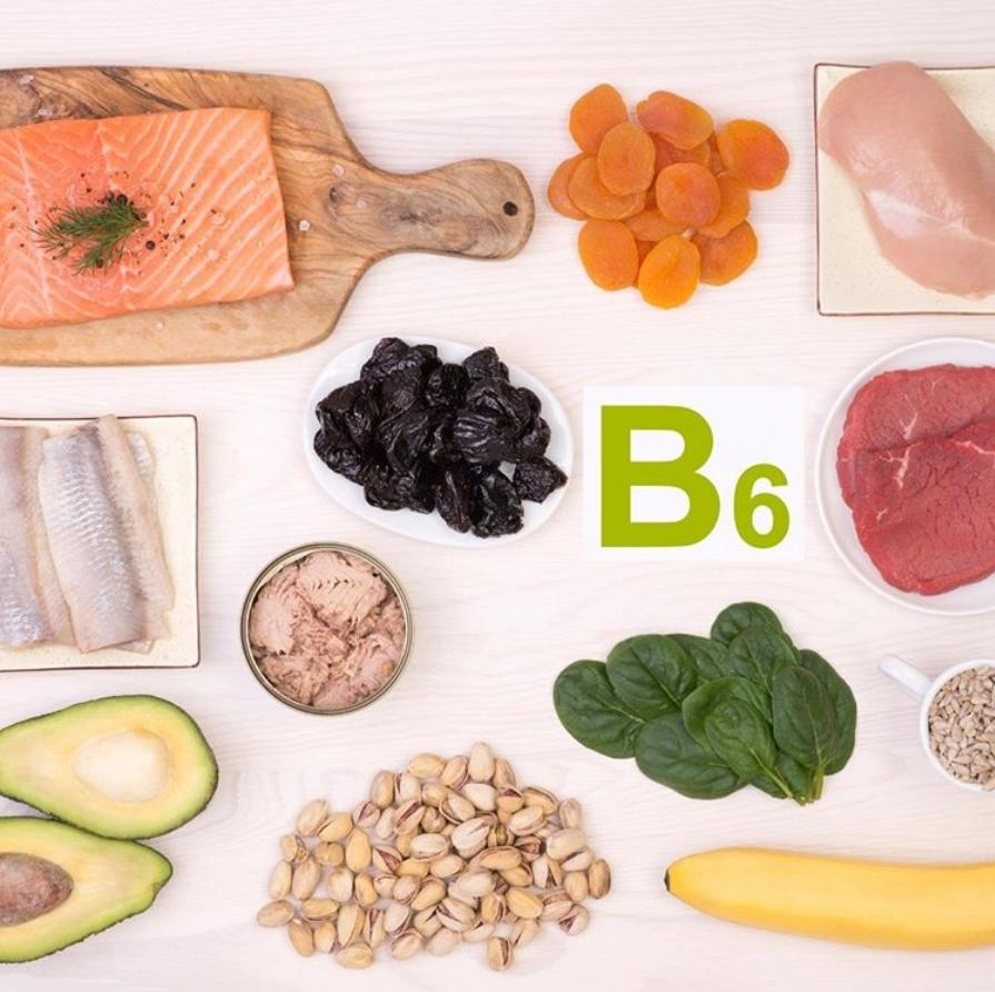 Витамин B6 против старения
