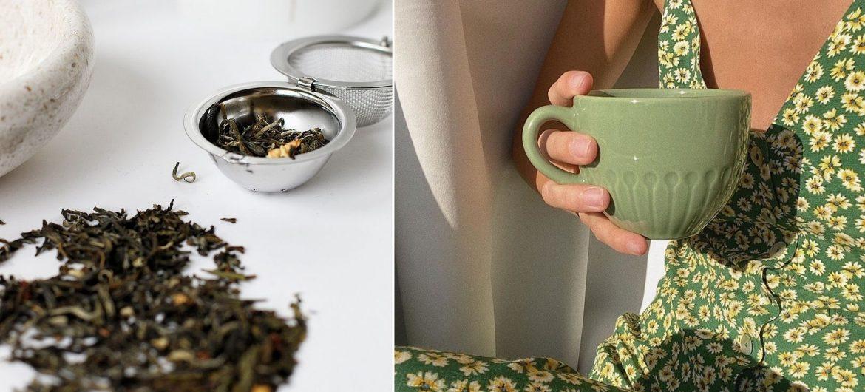 Как похудеть с помощью зеленого чая?
