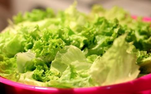 Виды салатов и как их есть