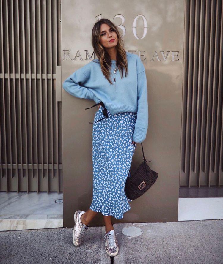 Осенние юбки для женщин с хорошим вкусом