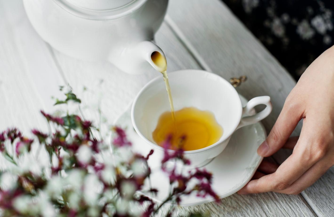 Растительные чаи на каждый день