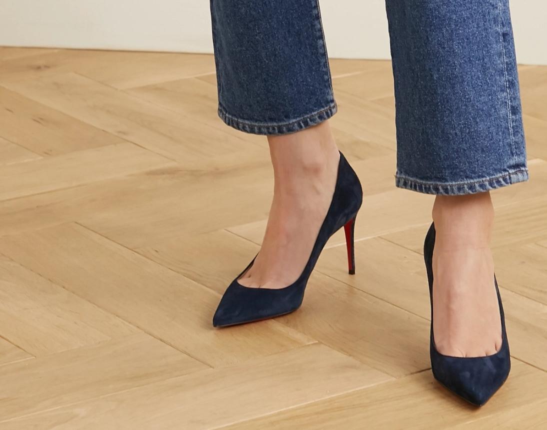Как носить классические туфли этой осенью?