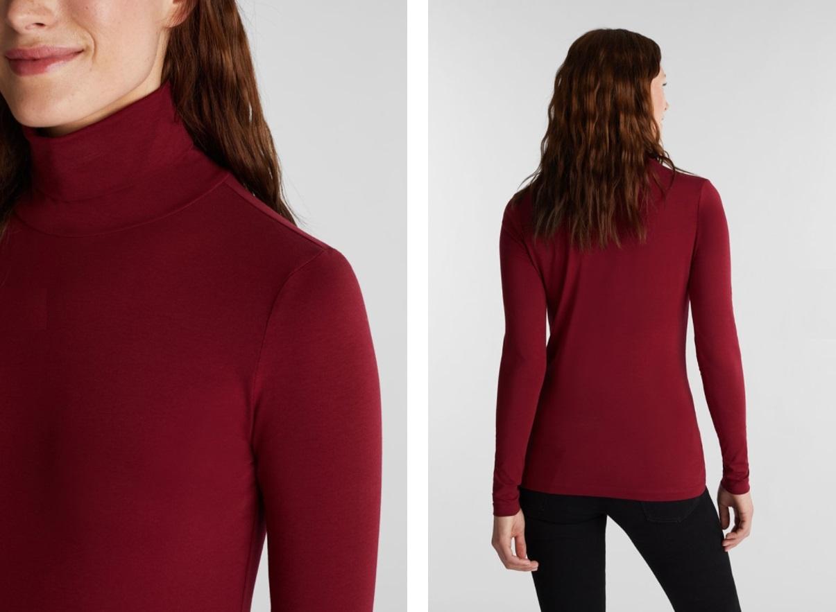 Модный свитер: как и с чем носить водолазку?