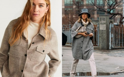 Куртка-рубашка — как и с чем ее носить?