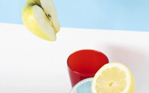 Яблочный уксус или лимон?