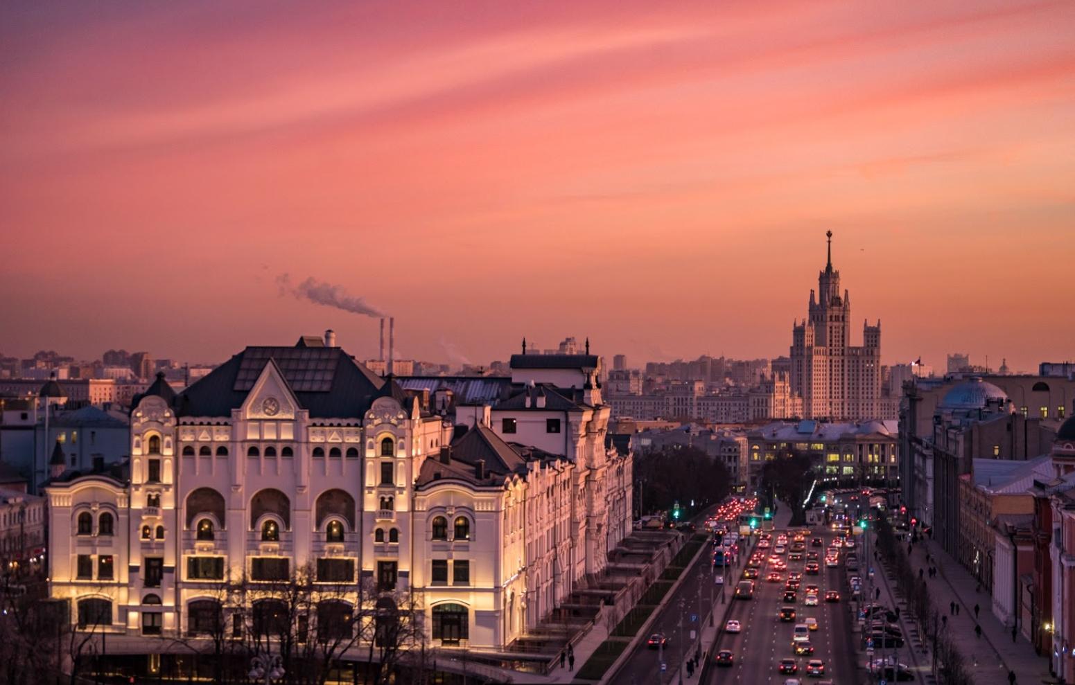 Афиша: куда сходить в Москве?