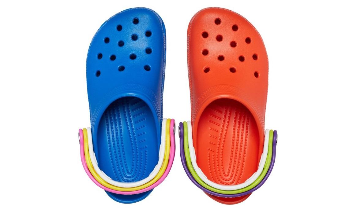 Праздник длиною в месяц: Crocs
