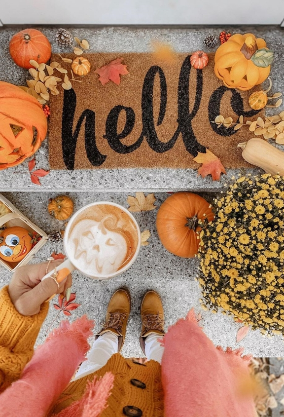 Причины любить осень