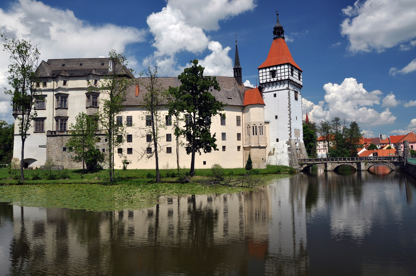 Blatná_Chateau
