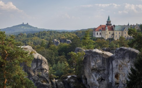 Замки Чехии: таинственная атмосфера и загадки