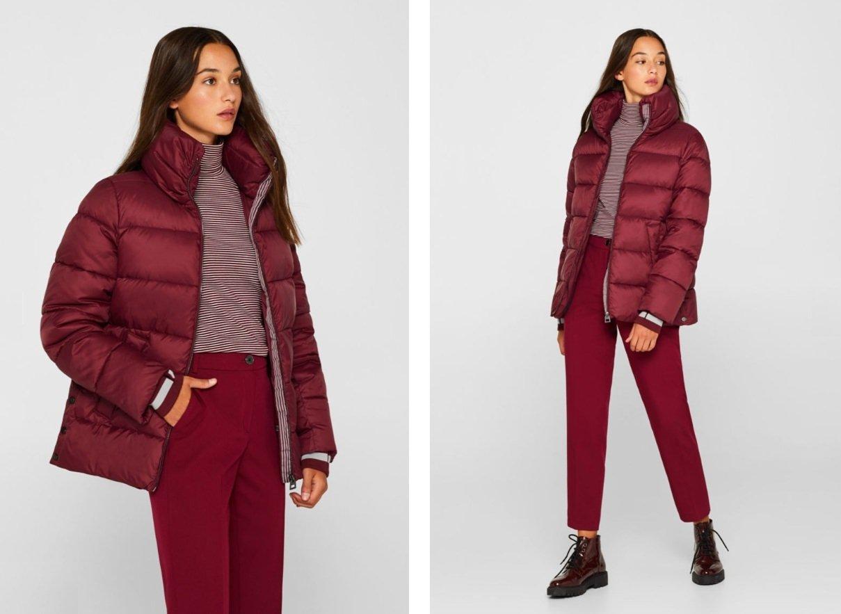Как выбрать хороший пуховик или теплую куртку?