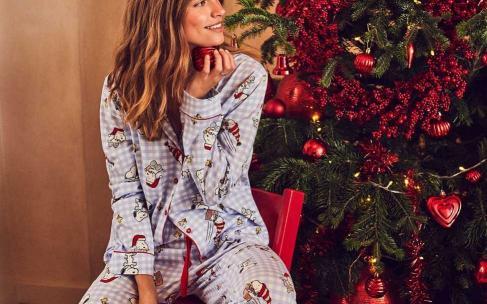 Рождественские пижамы — уютный тренд