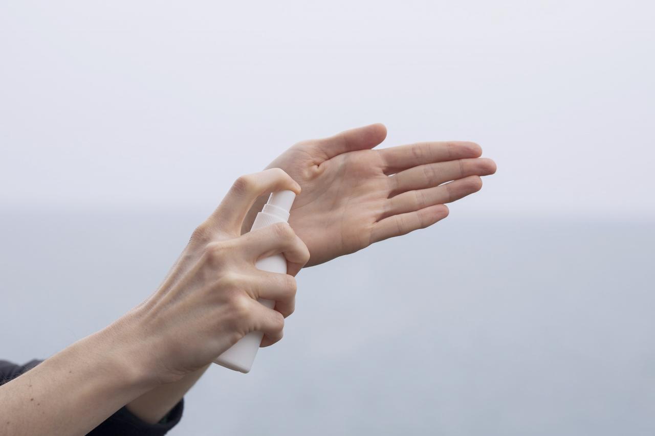 Лучшие санитайзеры для рук для ежедневного использования — какие они?