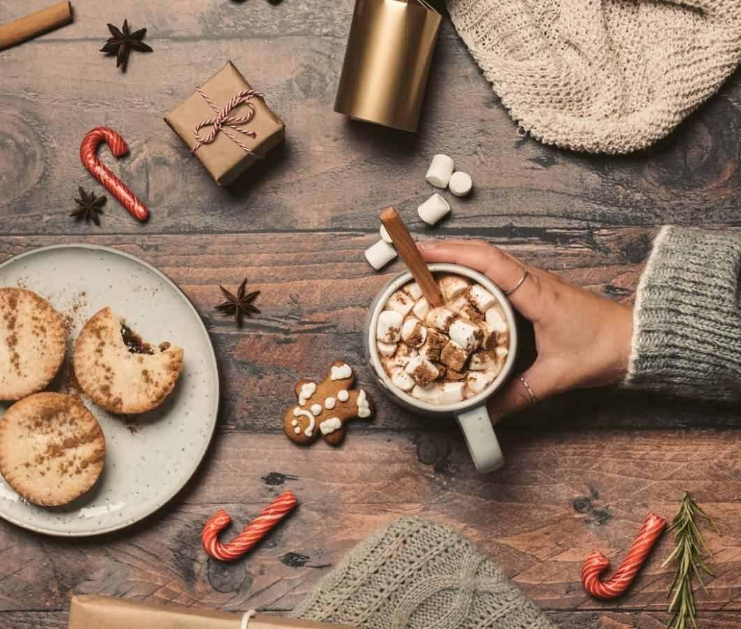 Как приготовить лучший горячий шоколад?