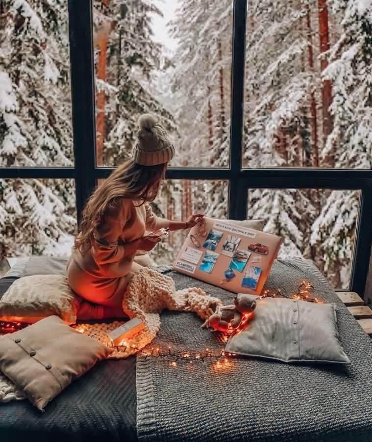 Лучшие фото в Рождество и Новый год