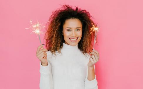 Простые и эффектные идеи новогоднего макияжа