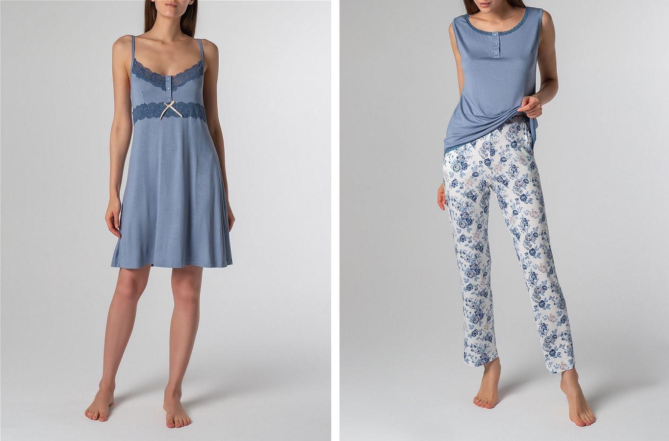 Модные платья или милые пижамы?