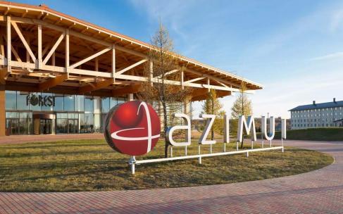 Загородный отель всё включено: AZIMUT Переславль