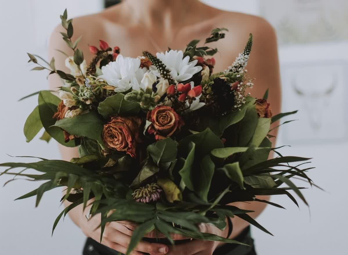 Какие цветы дарить мужчине?