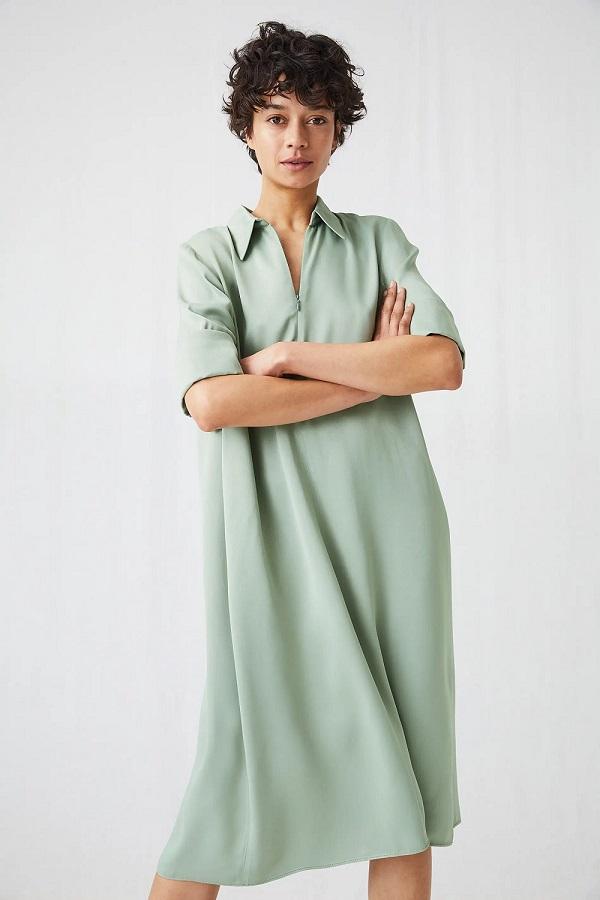 Arket-zelena-boja-modni-trend-proljeće-2021.-1