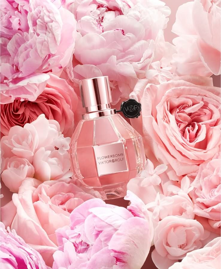 Flowerbomb Pearly Coral Pink
