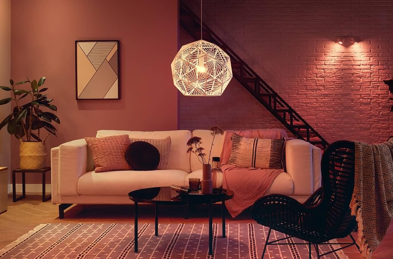 Современное освещение квартиры