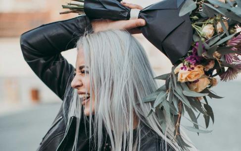 Для ваших красивых волос: продукты против седины