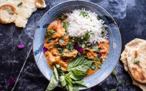 Курица карри — простой рецепт