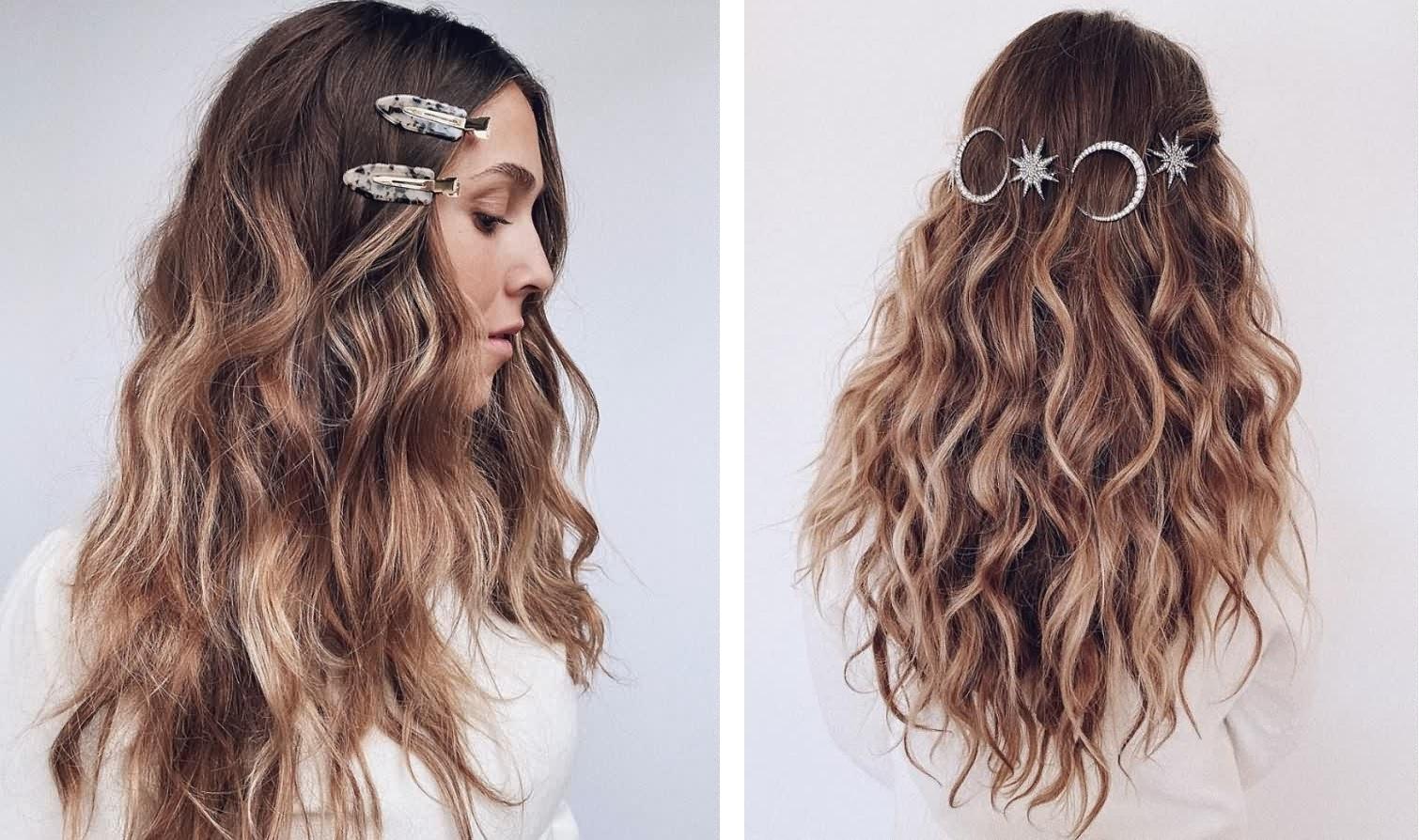 Солевые спреи для волос
