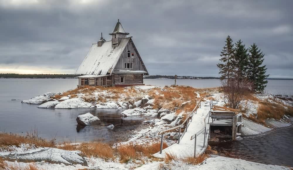 Остров. Рабочеостровск