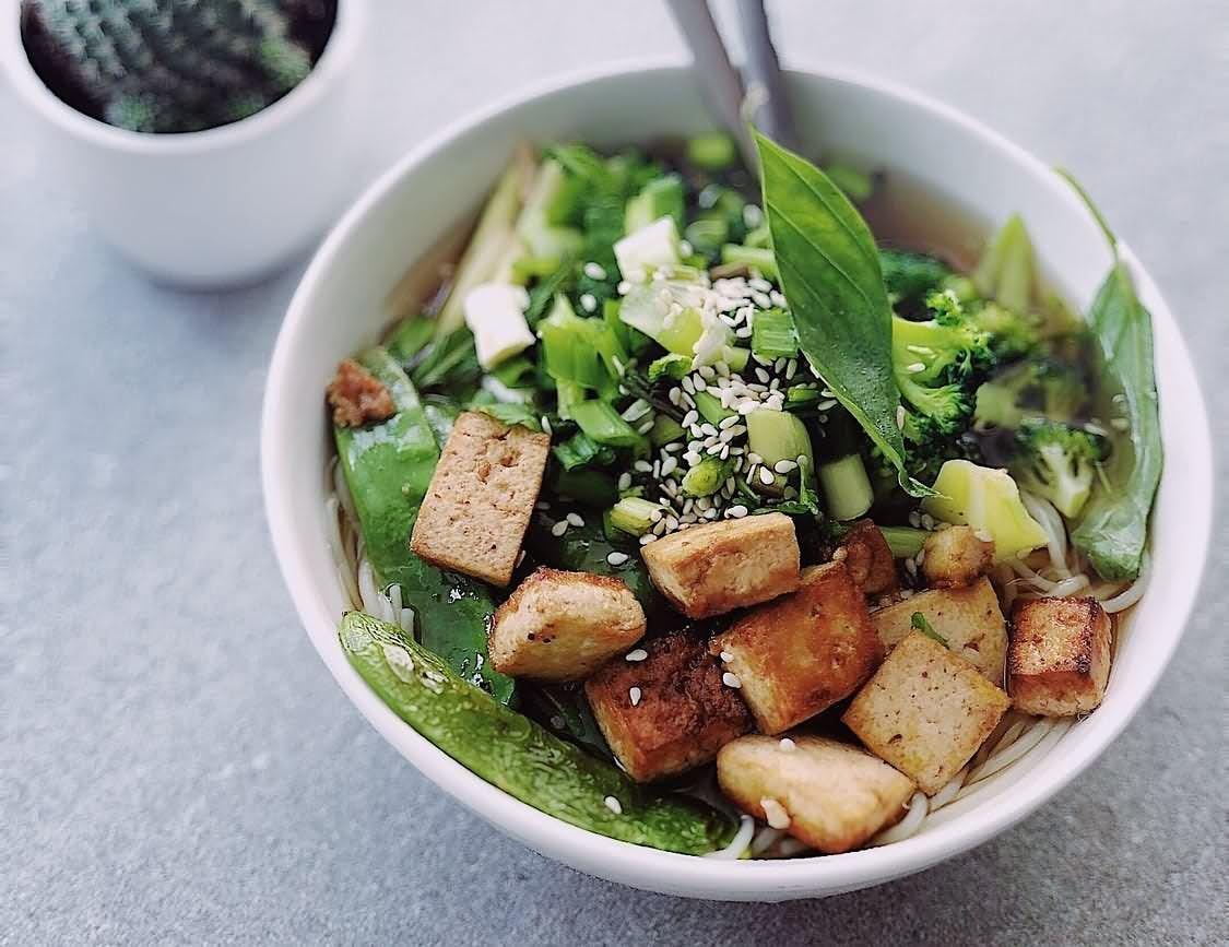 Для чего и как есть тофу?