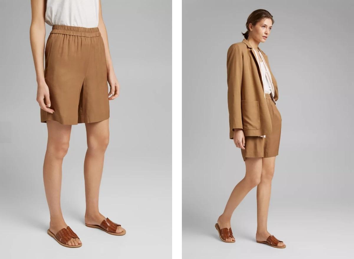 С чем носить шорты этим летом?