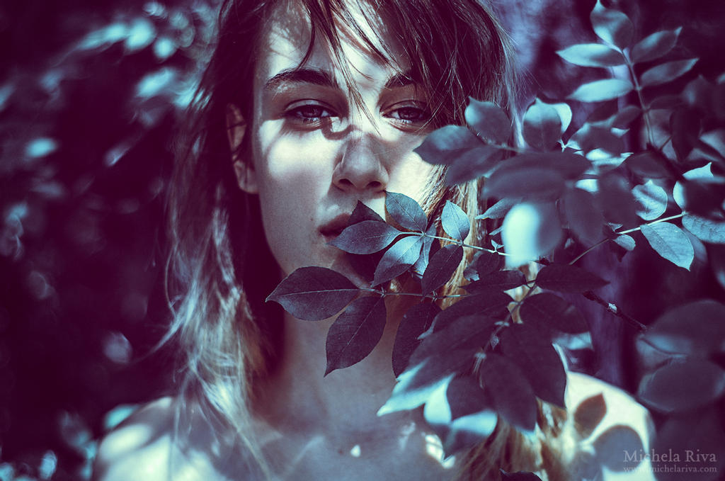 michelle_in_the_woods_ii_by_michela_riva_d9b7go6-fullview
