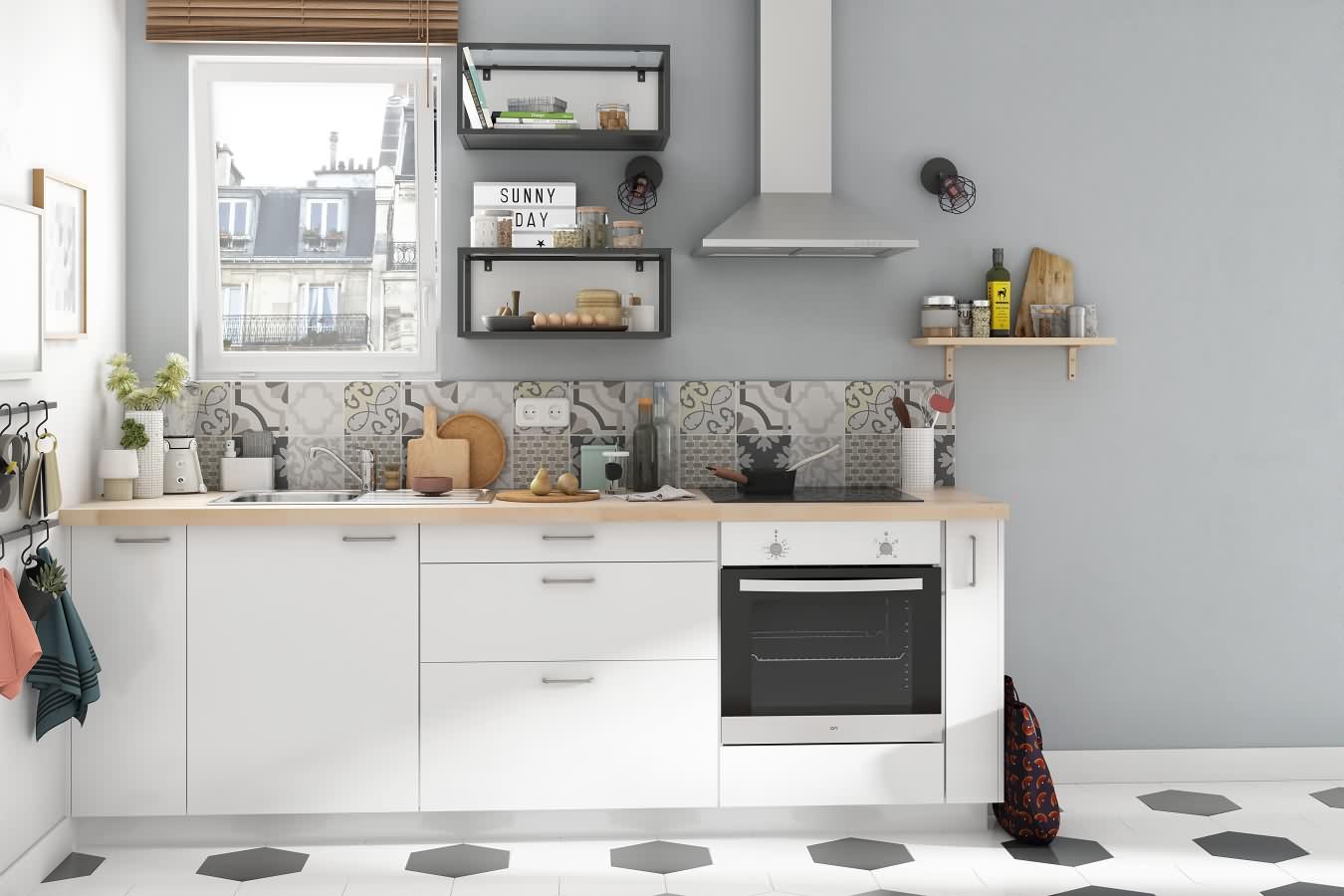 Как обустроить кухню красиво и бюджетно?