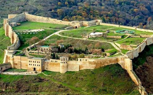 Самые красивые крепости России