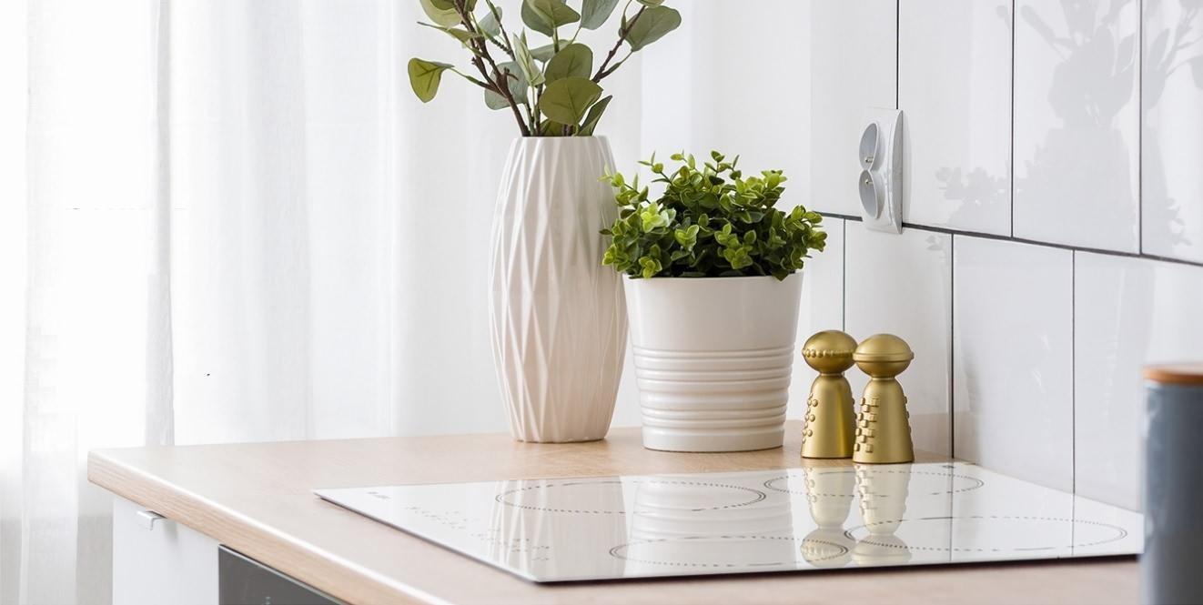 Придайте вашей кухне легкость с помощью изящной варочной поверхности