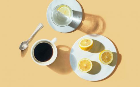 Пить кофе с лимоном, чтобы похудеть?