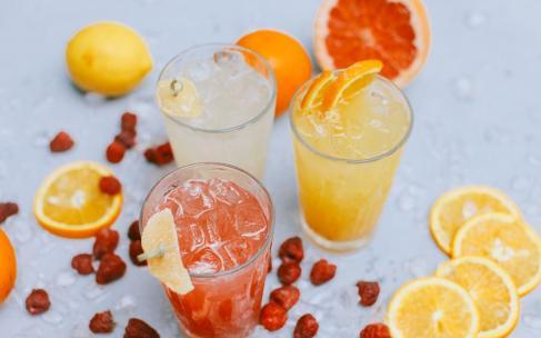 Простые безалкогольные летние коктейли